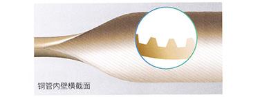 铜管内螺纹优化设计